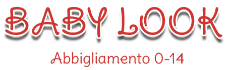 logo baby look